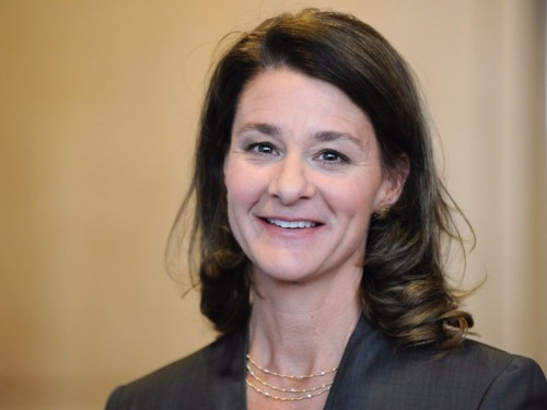 Melinda Gates reveals the best way for cash-strapped 20-somethings to make a big impact in philanthropy