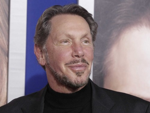 Oracle Shareholders Say Larry Ellison's $78 Million Paycheck Is Way Too High