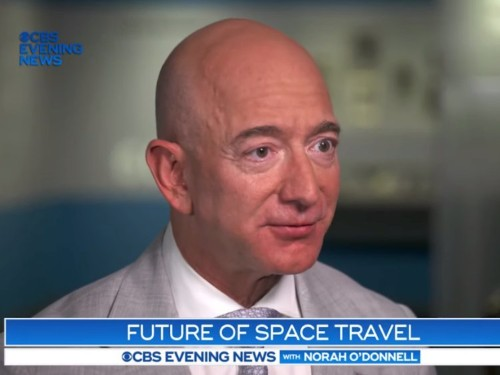 Jeff Bezos admits USPS gave Amazon boost, risks angering Trump