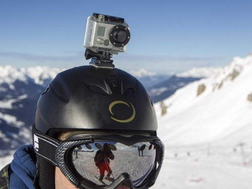All Athletes Can Step Up Their Game With A GoPro