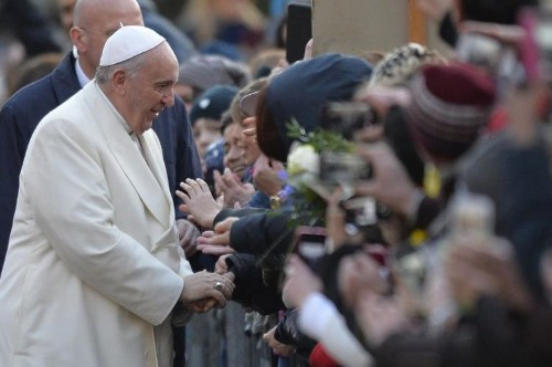 Two years and counting: Pope's opponents play waiting game