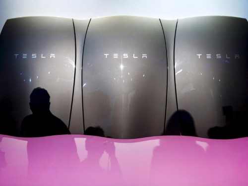 These 5 battery companies want to take you off the grid