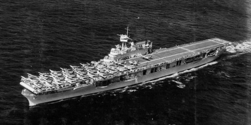 Here's why the Navy used to give out 'ice cream bounties' for rescuing downed pilots