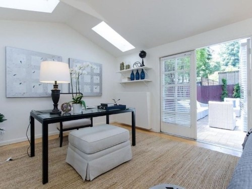 Silicon Valley's housing crisis is so dire that this 897-square-foot Palo Alto home is selling for $2.59 million — take a look inside