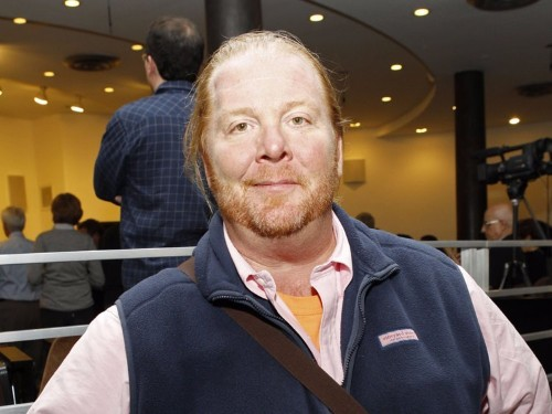 'Just like when you buy that first ounce of weed': Celebrity chef Mario Batali describes the business strategy that built him an empire