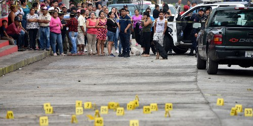 400 murders a day: 10 reasons why Latin America is the world's most violent place