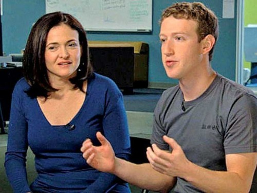 Sheryl Sandberg explains the most valuable aspect of her relationship with Mark Zuckerberg