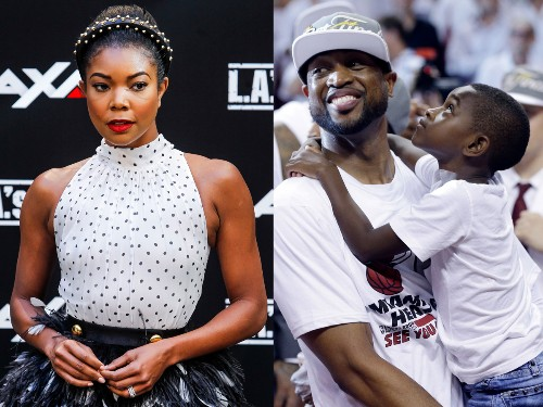Gabrielle Union defended Dwyane Wade calling his children 'my girls' - Business Insider