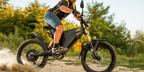 This e-bike can travel 236 miles on a single charge – that's more than a Tesla 3
