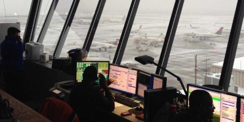 Snow Causes 6-Hour Delays At Atlanta Airport, The World's Busiest