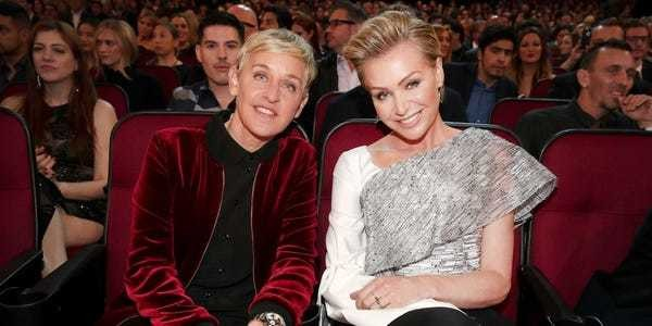 Ellen and Portia regret not investing in Beyond Meat before the IPO - Business Insider