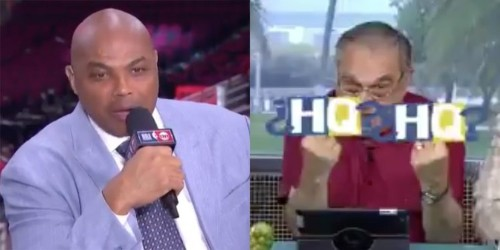 In latest Draymond Green twist, Charles Barkley threatened to punch 74-year-old ESPN personality Papi Le Batard in an amusing voicemail