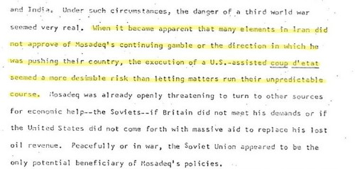 The CIA Has Finally Admitted It Was Involved In The 1953 Iranian Coup