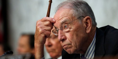 Grassley: Trump's Canada-Mexico trade deal is 'dead' unless tariffs dropped
