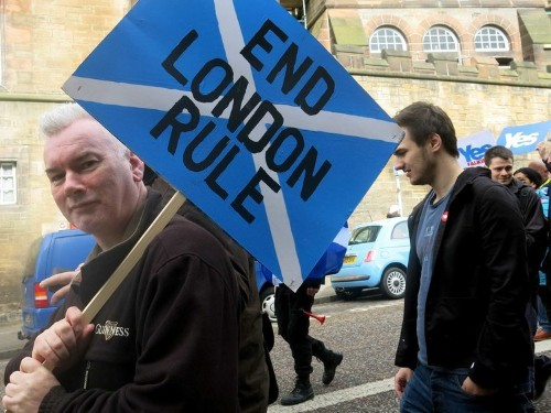 Bombshell New Poll Shows 'YES' Taking The Lead In Scottish Independence Vote