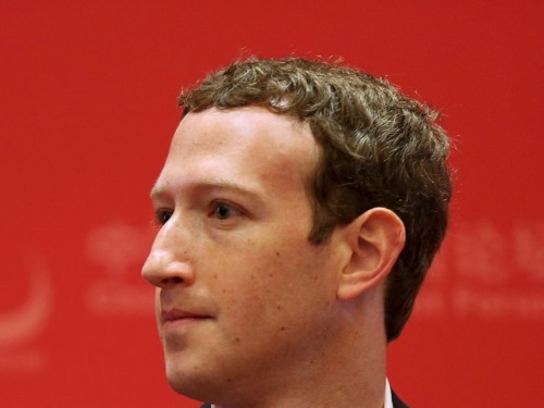 Facebook just got hit with a lawsuit over its plan to issue new stock