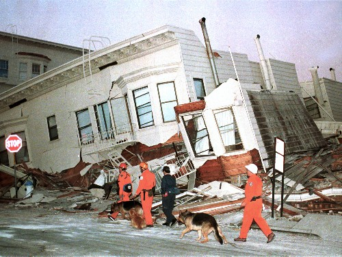 I lived through the deadly Bay Area earthquake 30 years ago today - Business Insider