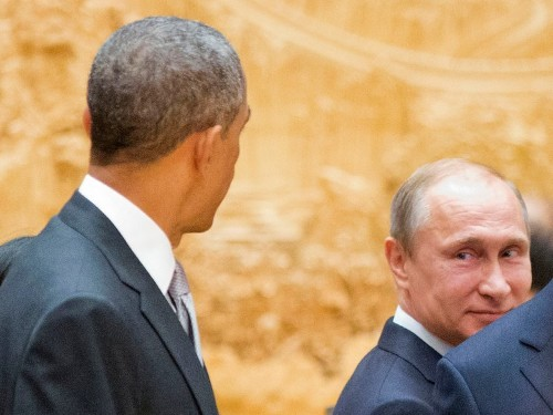 The Obama administration is worried that Putin is about to pull a fast one in New York
