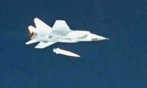 Russia's new hypersonic missiles were reportedly leaked to Western spies, infuriating the Kremlin