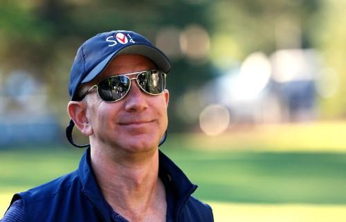 Jeff Bezos just made $18 billion in 3 months