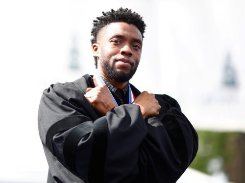 'Black Panther' star Chadwick Boseman says he was fired from a TV show after questioning his stereotypical role: 'I found myself conflicted'