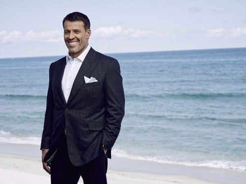 Tony Robbins shares 5 ways to get rich faster