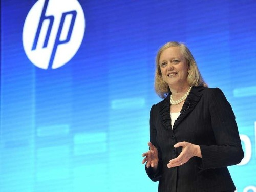 Meg Whitman tells HP employees: 'Dell will need to pay roughly $2.5 billion a year in interest alone'