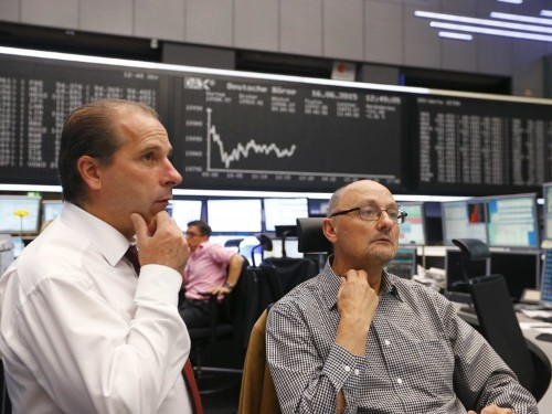 Global markets are 'extremely nervous' ahead of Greece's next move