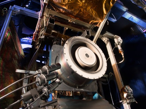 NASA is building an electric propulsion system to take us into deep space