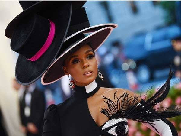 Janelle Monáe appeared to come out as non-binary in a Twitter post - Business Insider