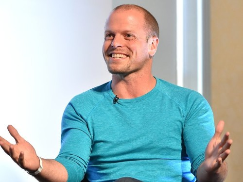 '4-Hour Work Week' author Tim Ferriss is convinced New Year's resolutions are a waste of time — so he does a simple annual ritual instead