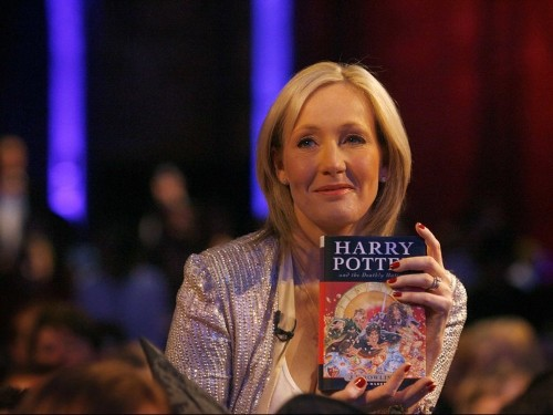 J.K. Rowling Just Published A New Harry Potter Short Story