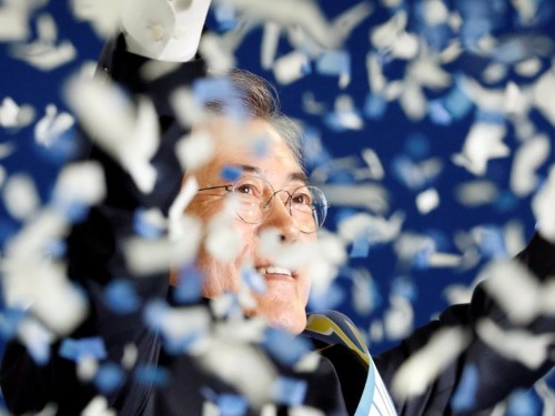 The election of South Korea's Moon Jae-in could mean big changes for the Pacific Rim