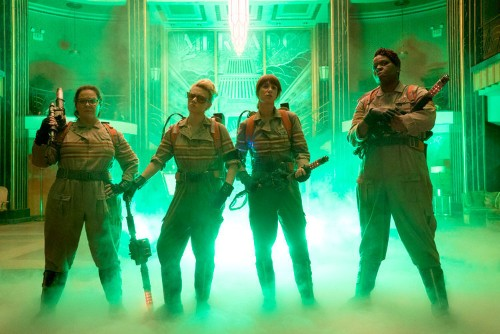 7 images of your first look at the new 'Ghostbusters' movie