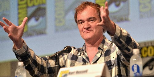 Quentin Tarantino favorite movie scenes
