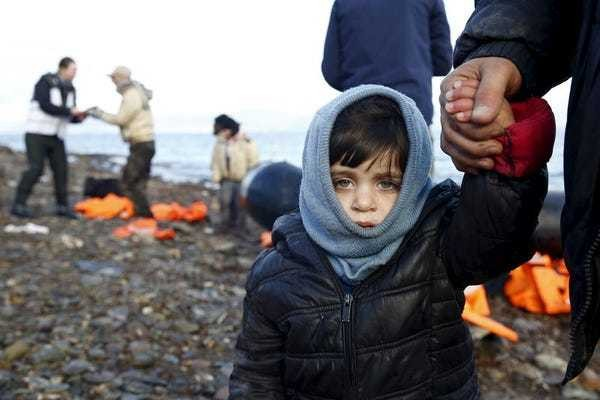More than 3,000 Syrians have fled to Turkey in the past 3 days alone - Business Insider