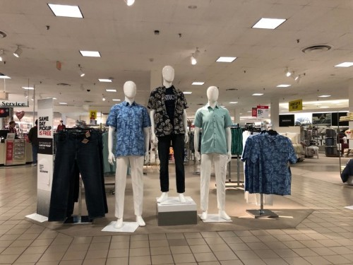 We went to JCPenney to see why sales are sinking — and it revealed why giant mall-based department stores are dying