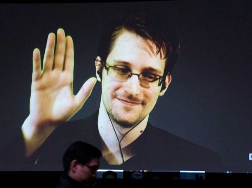 Edward Snowden says UK spies can send 'Smurfs' to hack into your phone and gain 'total control' over it