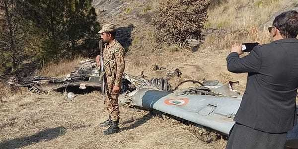 India's 'embarrassment' against Pakistan could be a big win for US weapons-makers