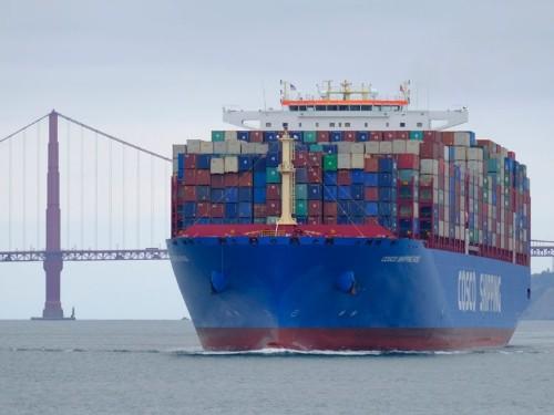 Lululemon air spending a warning as Trump China tariffs clog up ports