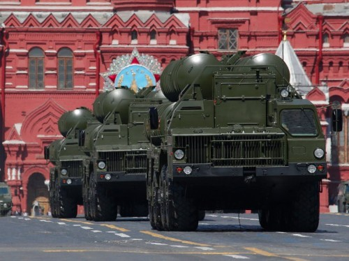 Turkey is in talks with Russia about purchasing an air missile defense system