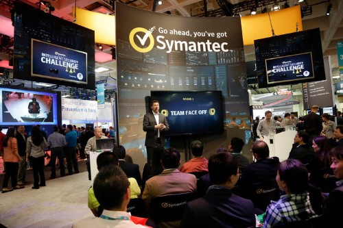 Symantec gains on report that Broadcom has secured funding to acquire the cybersecurity firm