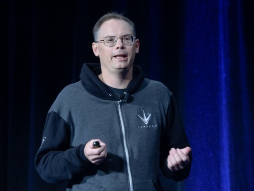 The CEO behind 'Fortnite' used to be one of Microsoft's fiercest critics. Now, he explains why he thinks it's a 'new company' under CEO Satya Nadella.