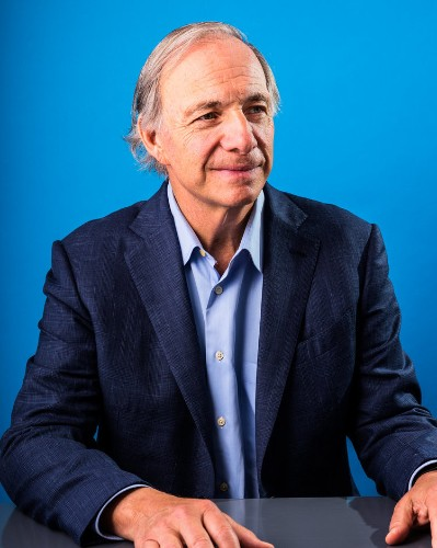 Ray Dalio talks about hedge fund succession planning