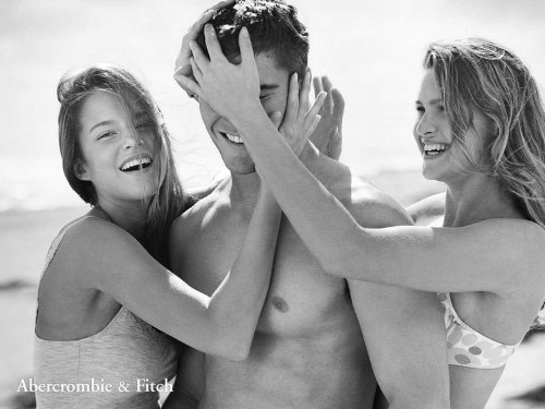 Abercrombie & Fitch Refuses To Make Clothes For Large Women