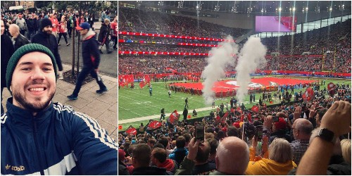 NFL London Games: What it's like as a Brit going for the first time - Business Insider