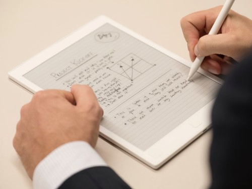 This $530 tablet is better than a book or a sketchpad — it looks, feels, and acts just like paper