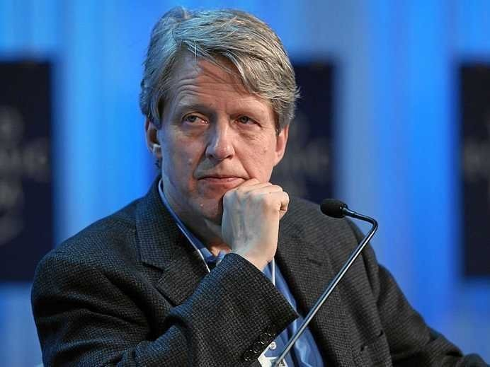 SHILLER: 'We're Living In A Totally Artificial Real Estate Economy'