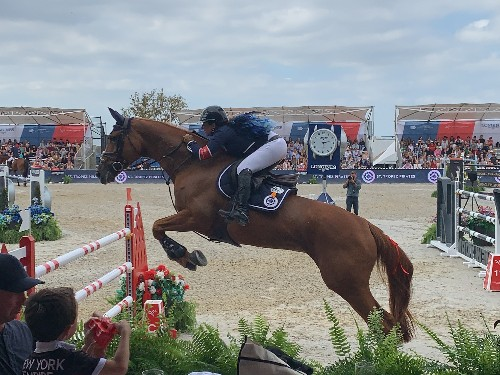 Attending Longines Global Champions Tour's first NYC event as a VIP - Business Insider