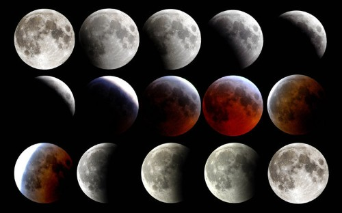 Check this map to see if you can watch the 'supermoon' total lunar eclipse on Sunday